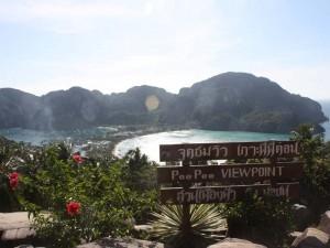 Koh Phi Phi Inselhopping Thailand