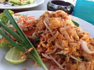 Die Lebensmittel in Thailand von den Garküchen können Sie bedenkenlos essen