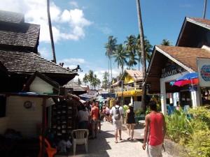 Inselhopping Thailand Koh Phi Phi