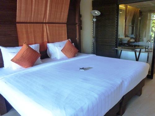 Gemütliches Zimmer auf Koh Samui