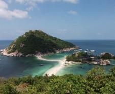 Schildkröteninsel Koh Tao