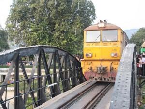 Thailand Rundreise 2 Wochen Todesbahn