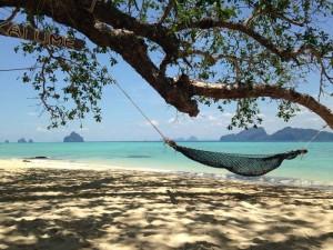 Beginnen Sie Ihre Thailand Reise ruhig