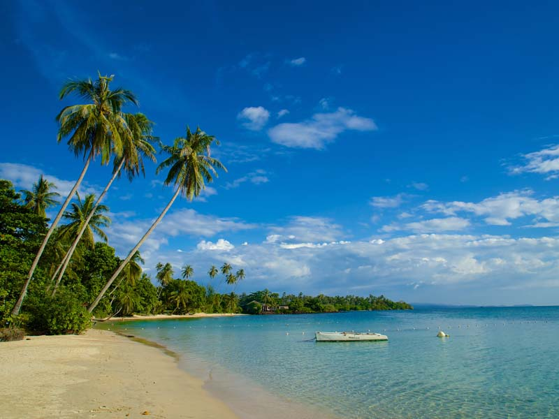 Inselhopping Thailand Traumstrände Buchten