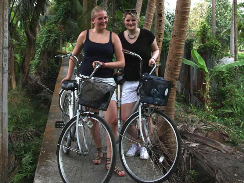 Ausflüge in Bangkok: Fahrradfahren in Bangkok