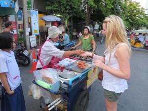 Die Währung in Thailand ist der Thai Baht