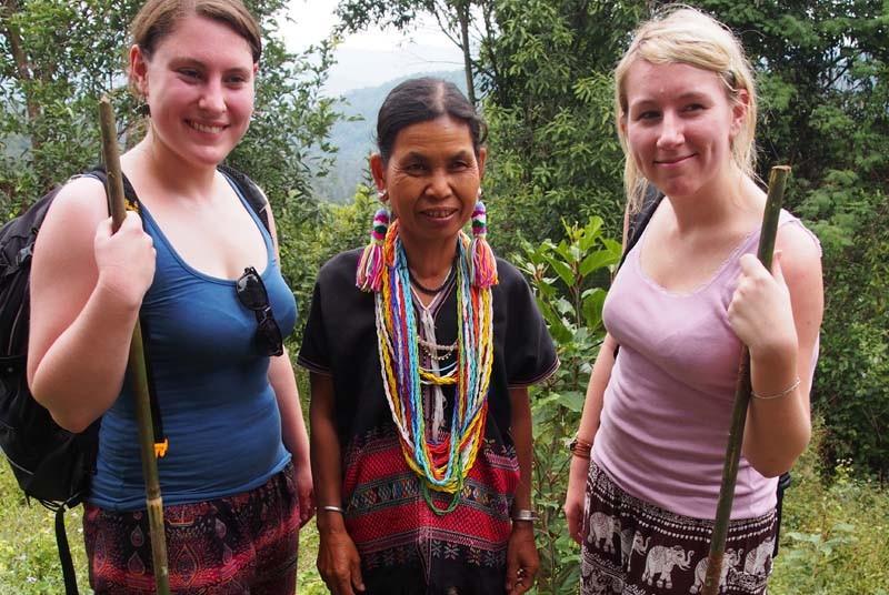 Entdecken Sie die Vielfalt Nordthailands bei einem Trekking