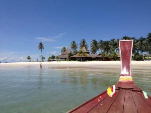 Der Strand von Koh Mook