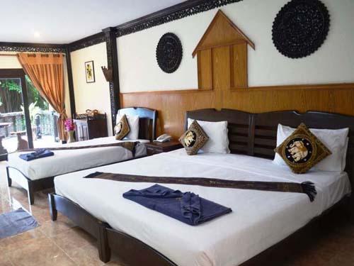 Zimmer im gemütlichen Hotel