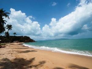 Thailand Inseln - Strand auf Koh Samui