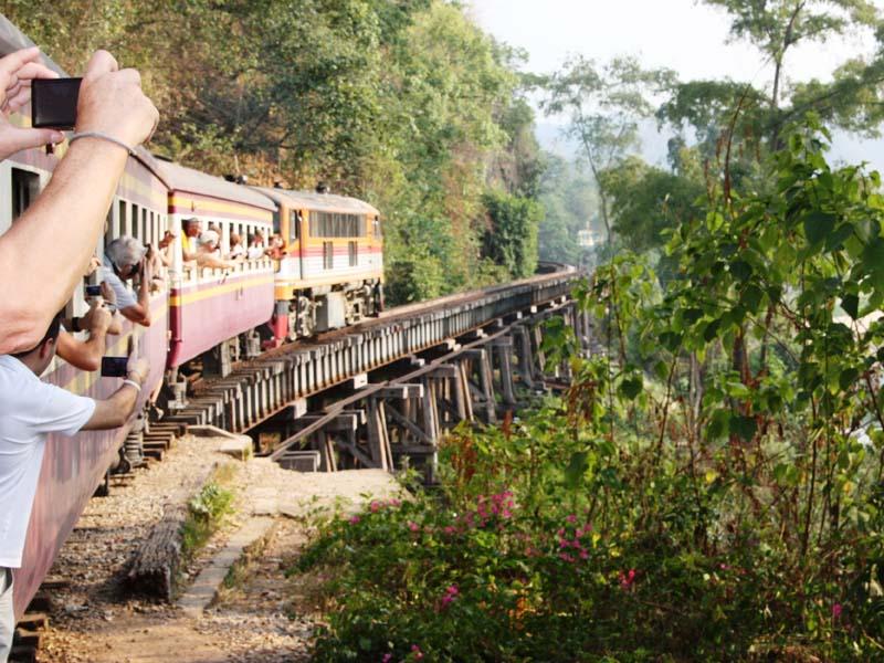 2 Wochen Thailand Highlights Rundreise Todesbahn