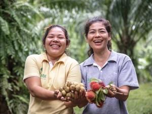 Die Thais sind ein sehr freundliches Volk