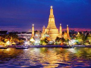 Der Wat Arun ist ein Highlight von Bangkok