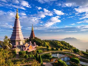 Chiang Mai ist die Hauptstadt von Nordthailand