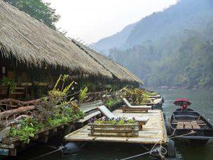 River Kwai und Burma Bahn