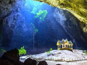 Phraya Nakhon Höhle im Khao Sam Roi Yot Nationalpark