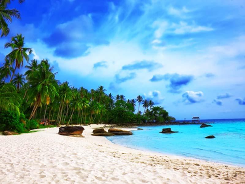 Entspannter Strandaufenthalt auf Koh Kood