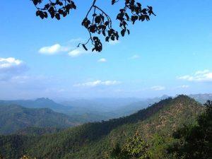 3 Wochen Thailand - Landschaft bei Pai