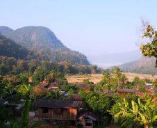 Faszinierende Bergwelten um Pai und Mae Hong Son