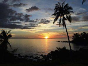 Thailand Rundreise und Badeurlaub - Sonnenuntergang auf Koh Kood