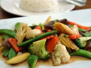 Mittlerweile sehr bekannt: das Vegetarian Festival in Thailand