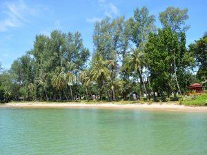 Strand auf Koh Mak
