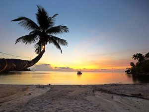 Koh Phangan – Sonnenuntergang statt Full Moon Party