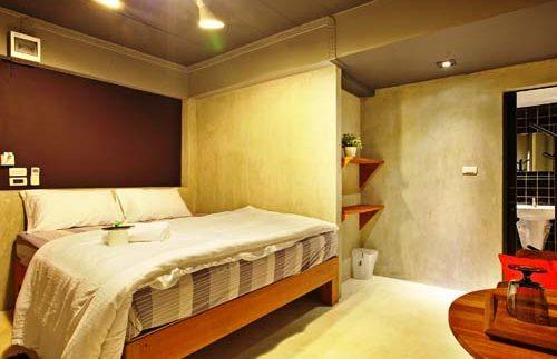 Zimmer im Hotel in Chiang Khan