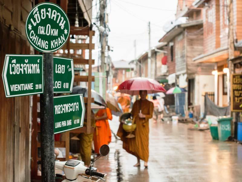 Von Phitsanulok nach Udon Thani – mit dem Mietwagen durch den Isaan