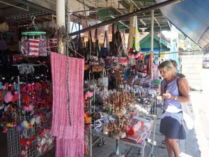 Markt in Pai-Mae Hong Son