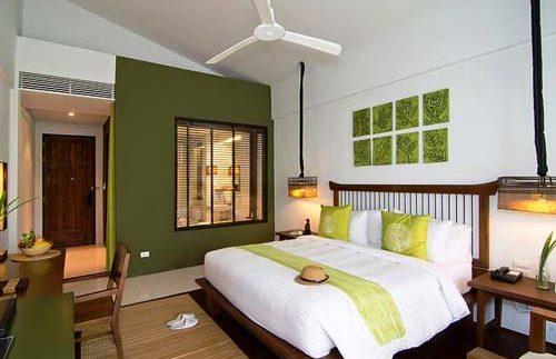 Komfortables Zimmer im Hotel in Phitsanulok