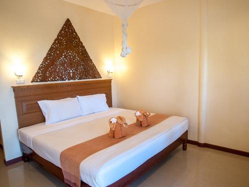 Gemütliches Zimmer auf Koh Lanta
