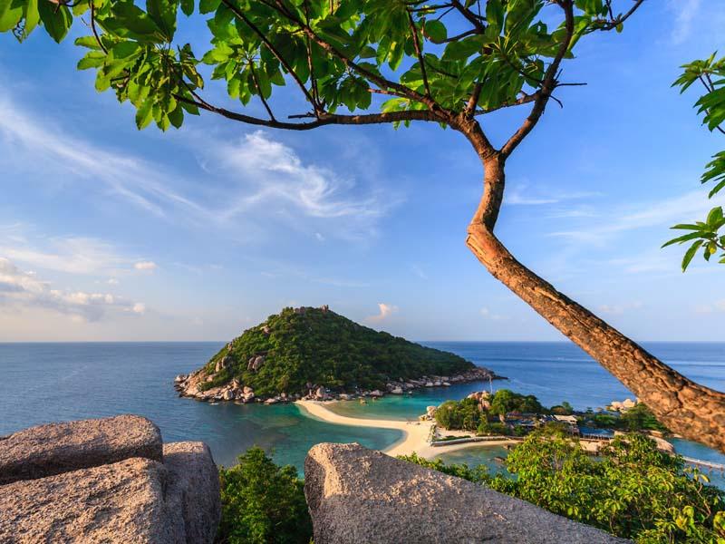 Südthailand erkunden