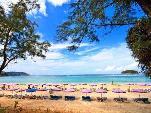 Die Strände auf Phuket zählen zu den bekanntesten in Thailand