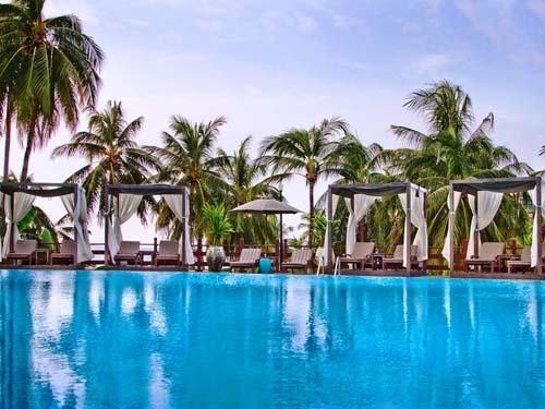 Ein Pool zum Entspannen und Genießen