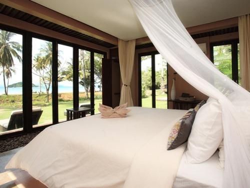 Komfortables Zimmer auf Koh Mak