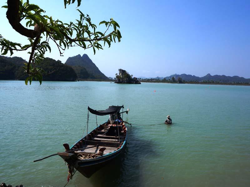 Khanom – Thailands unberührte Strände