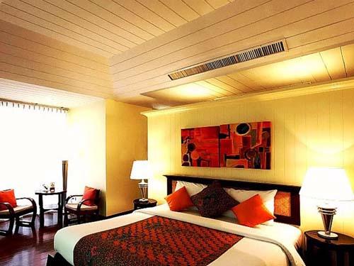 Gemütliches Zimmer im Hotel in Hua Hin