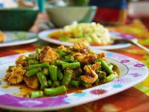Essen in Thailand - günstig und gut