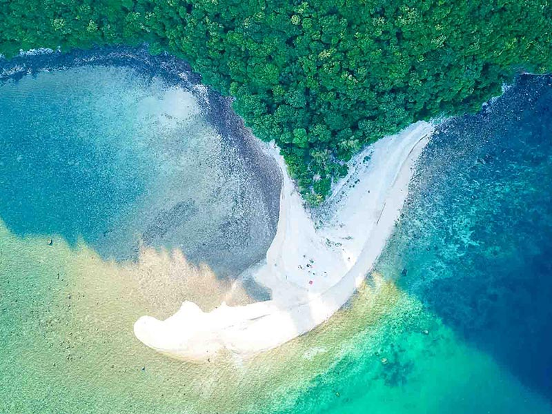 Robinson Insel Koh Kye