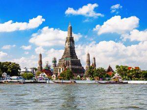 2 Wochen Thailand Wat Arun Bangkok