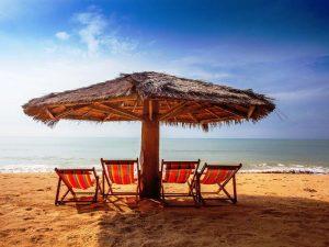 Strand auf Koh Kho Khao