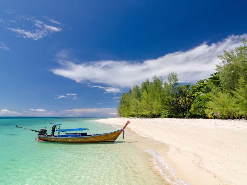 Inselhopping Thailand Rundreise Bergdörfer