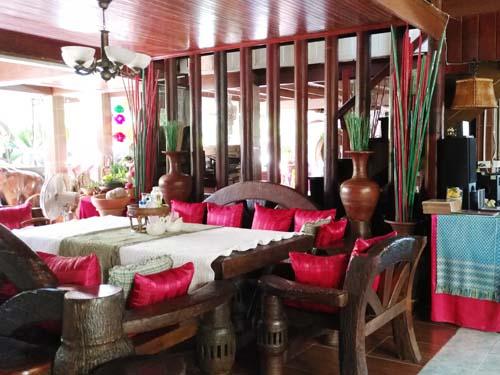 Familiäres Restaurant im Gästehaus