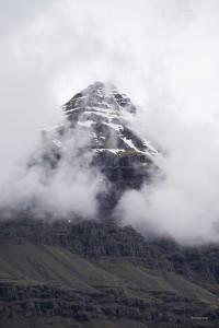Sicht auf den Berg der Trolle