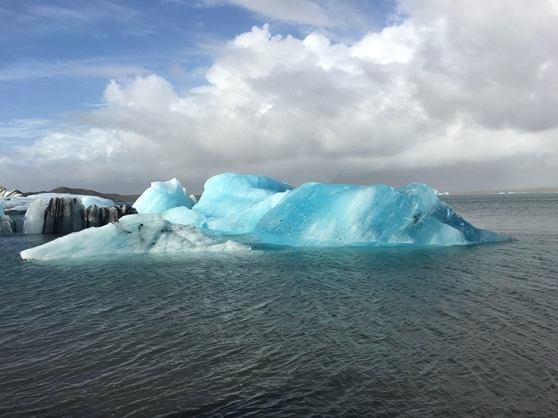 Warum nach Island reisen? Jökulsárlón Gletscher