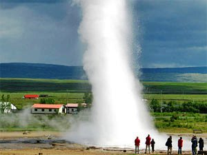 Golden Circle Geysir