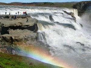 Ihre Islandreise zum spektakulären Gullfoss Wasserfall