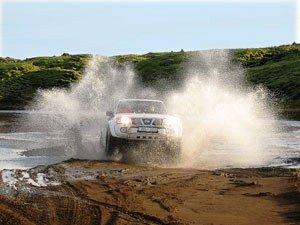 Hochland Island Mit dem Jeep durch das Hochland Landmannalaugar in Island