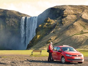 Urlaub auf Island mit dem Mietwagen